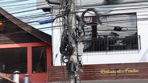 Prefeitura dá ultimato para empresas regularizarem fiação em postes