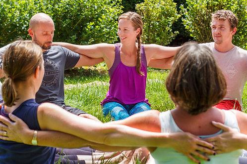 Gourmet Food, Nutrition & Yoga Retreat