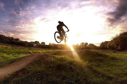 Intermediate Mountain Bike Day Retreat