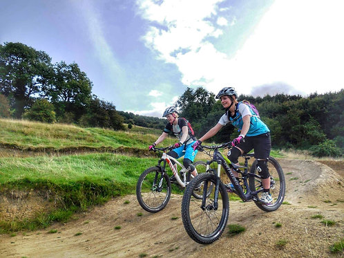 Beginners Mountain Bike Day Retreat