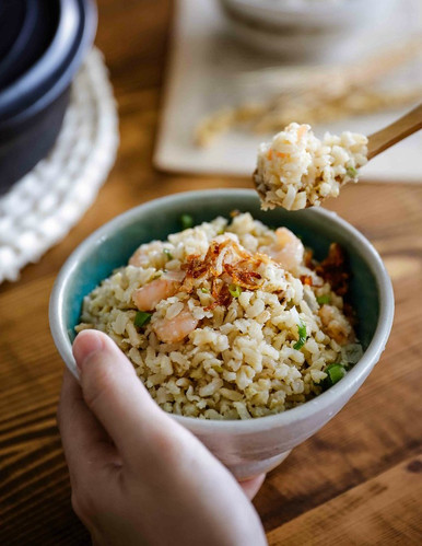 Shrimp Fried Rice 虾仁炒饭