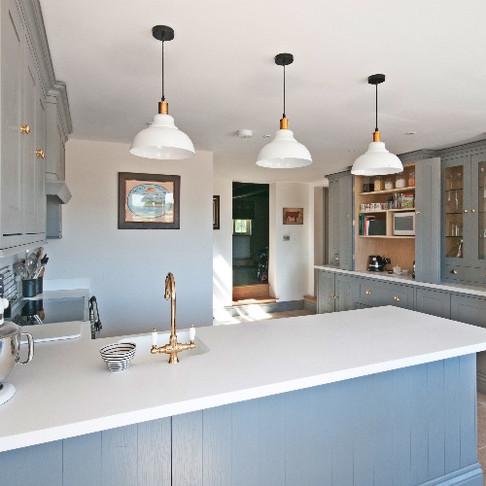 Painted Ash Kitchen