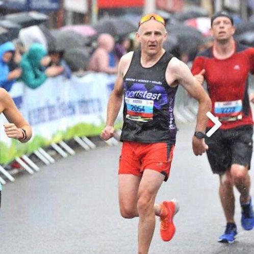 Training Plan - 3 Week Marathon Taper (sub 3:30 target runner))