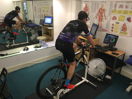 Training indoors? Here's how to get the most from your session…