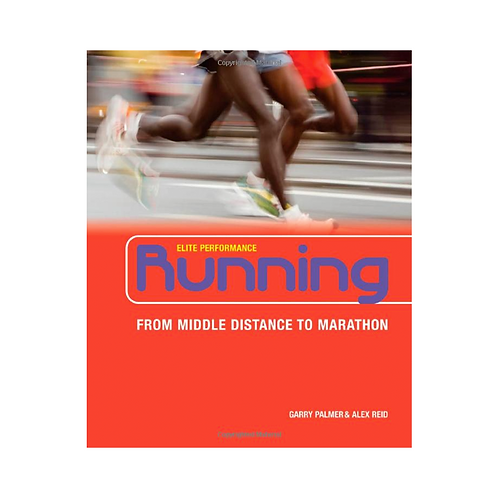 Middle Distance to Marathon Book