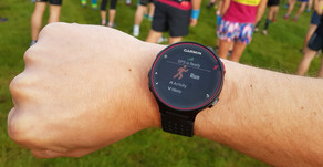 How Accurate Is Your Garmin's VO2max Figure?