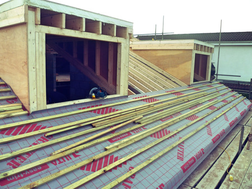 A NEW ROOF FOR A NEW HOME: RUGELEY
