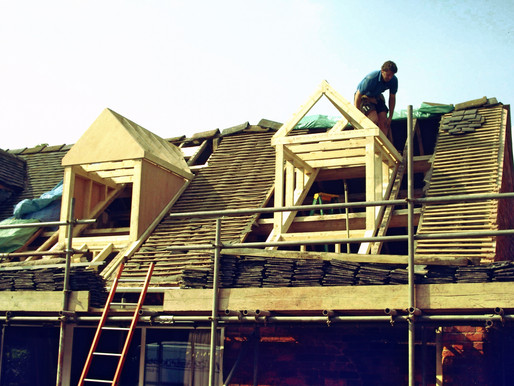 Attic Conversion and The Benefit Of Dormers: Action Trussall