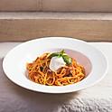 Spaghetti ai Pomodorini E Burrata