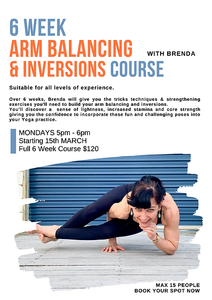 Brenda Course Poster A3.png