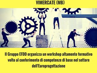 Workshop Gratuito in Europrogettazione