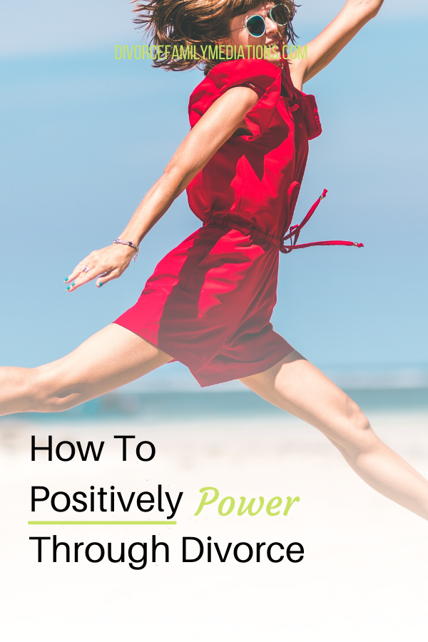 Divorce can cause distress to one's lifestyle and shake up your self-esteem. Positive Affirmations will help you power through it and get back to living for you. #divorce #positivethinking #positiveaffirmations #mindfulness #selflove #selfcare