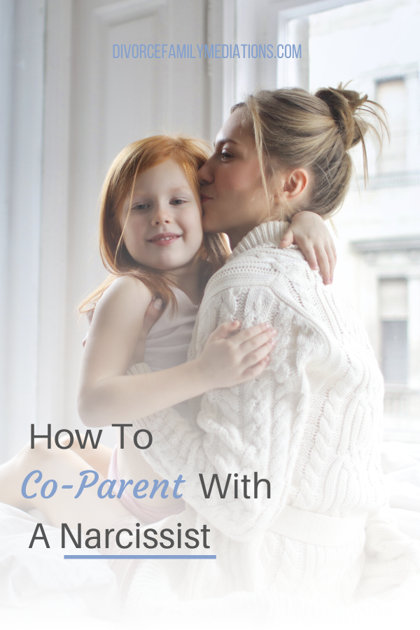 Does every conversation, no matter how simple, become a game of war with your co-parent? Here is how to effectively co-parent with a narcissist. #narcissist #coparent #parenting #divorce #children #coach