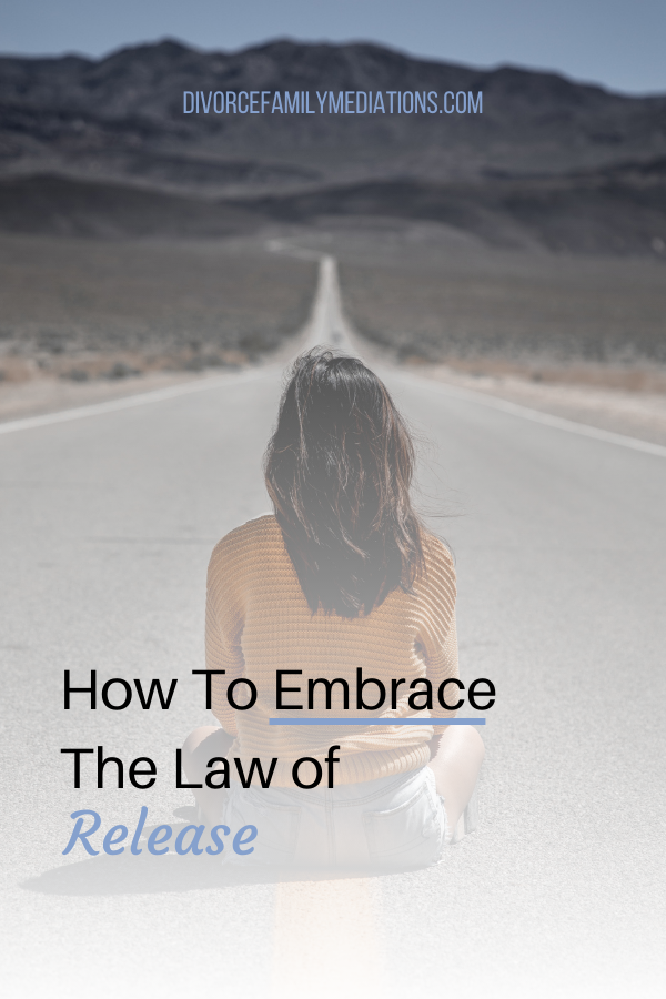 Struggling to overcome your divorce. Follow these steps to embrace the law of release and create your new lifestyle #lawofrelease #letgo #lettinggo #newyou #lifestyle #heal