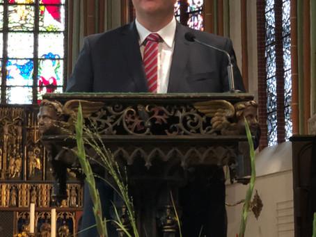 Minister Thümler übernimmt Schirmherrschaft für Nachhaltigkeits-Seminar