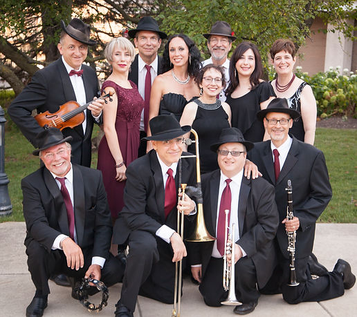 Maxwell Street Klezmer Band Photo for 3.