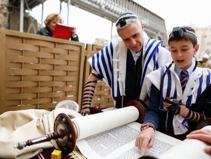 Lag B'Omer: Putting the Bar in Bar Mitzvah ~ Rabbi Reuven Chaim Klein