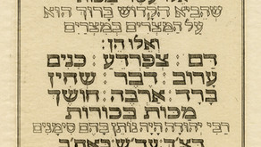 Bo: The Sign is Coming ~ Rabbi Reuven Chaim Klein