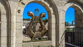 Masei: The Twin Cities of Zion and Jerusalem ~ Rabbi Reuven Chaim Klein