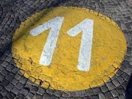 Devarim: The Number Eleven ~ Rabbi Reuven Chaim Klein
