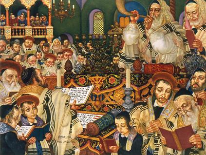 Rosh Hashanah: The Shofar's Blast and Satan's Crash ~ Yehoshua Steinberg