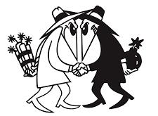 Shelach: Spy versus Spy ~ Rabbi Reuven Chaim Klein