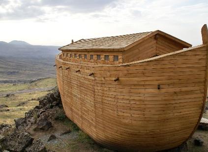 Noach: Hark! Two Arks! ~ Reuven Chaim Klein