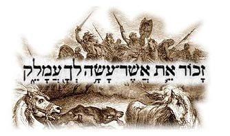 Amalek: A Licking for Amalek ~ Yehoshua Steinberg