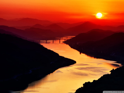 Bechukotai: The River of Light Illuminating the Eyes ~ Tzvi Abrahams
