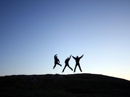 Pesach: Jumping for Joy! ~ Rabbi Reuven Chaim Klein