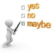 Chayei Sarah: Maybe Yes, Maybe No ~ Reuven Chaim Klein