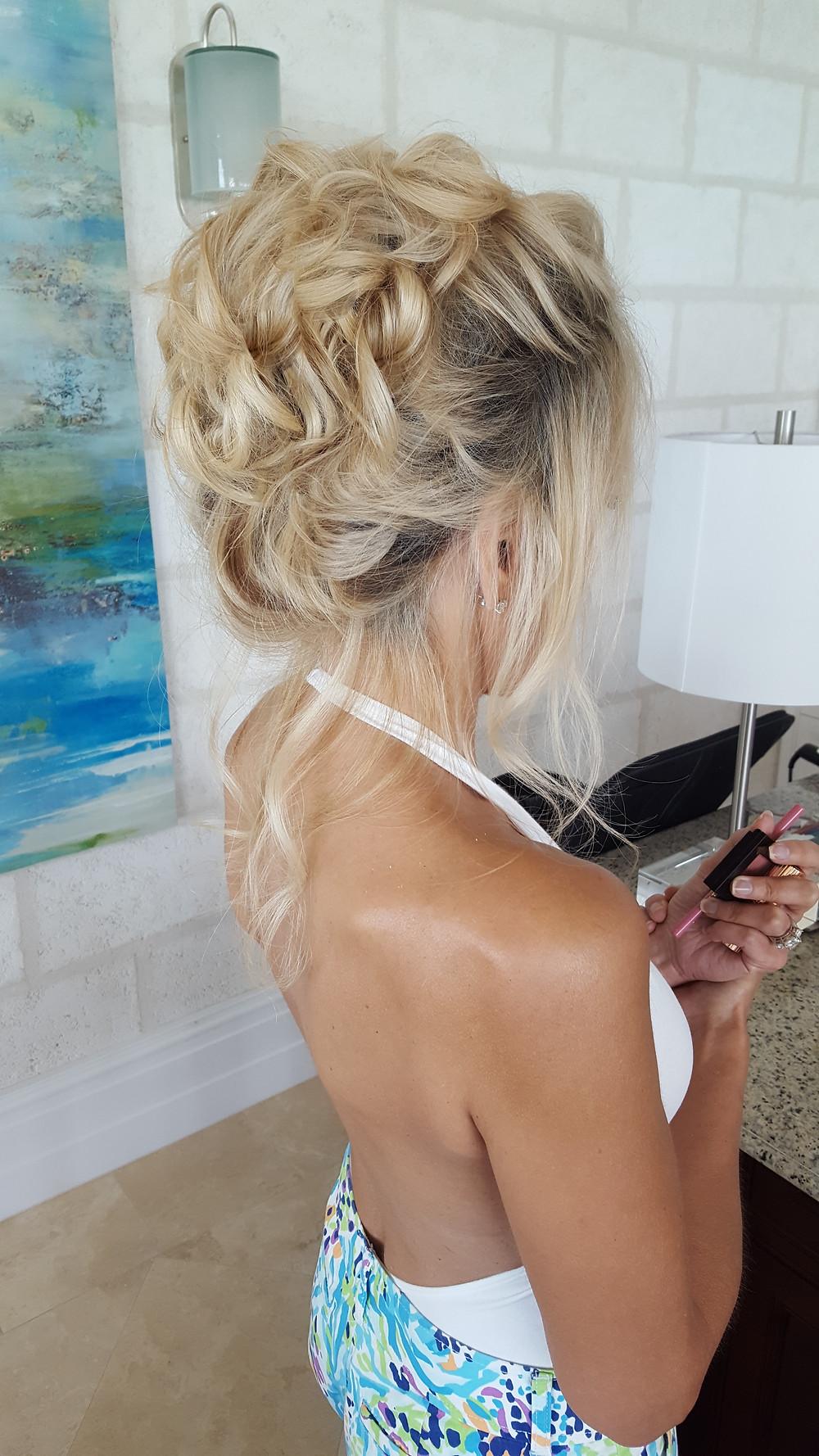 Long Bay Beach Bride