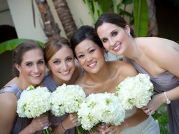 Bridal party turks and caicos