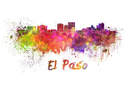 El Paso Skyline Art.jpg