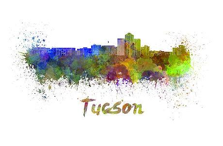 Tucson Skyline Art.jpg