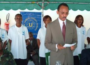UCEENEWS  - Cerimonia Consegna Medicinali donati dalla U.C.E.E. agli Ospedali Ivoriani