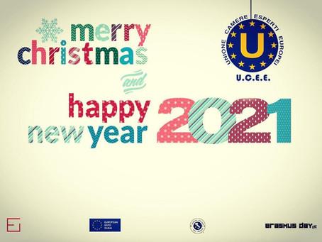 #merrychristmas #happynewyear2021 #unionofeuropeanexpertchambers