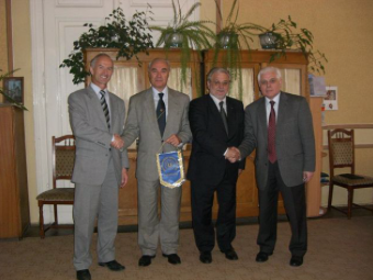 Partnership between U.C.E.E. and Lviv Polytechnic - Ukraine.
