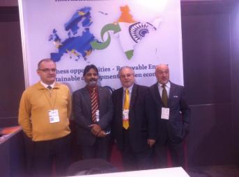 Delegation U.C.E.E. at MATCHING 2014 - MILAN, 24-25-26 November 2014.