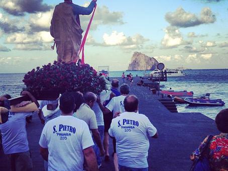 Festa di San Pietro - Panarea 28 - 29 Giugno