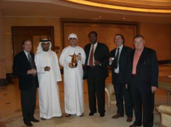 MISSIONE ECONOMICA U.C.E.E. - UNITED ARAB EMIRATES - NOVEMBRE 2007.