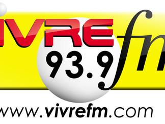 Fabrice Marinoni au micro de VIVRE FM