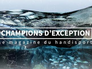 La première émission régulière sur le handisport débute sur France 4 samedi soir!