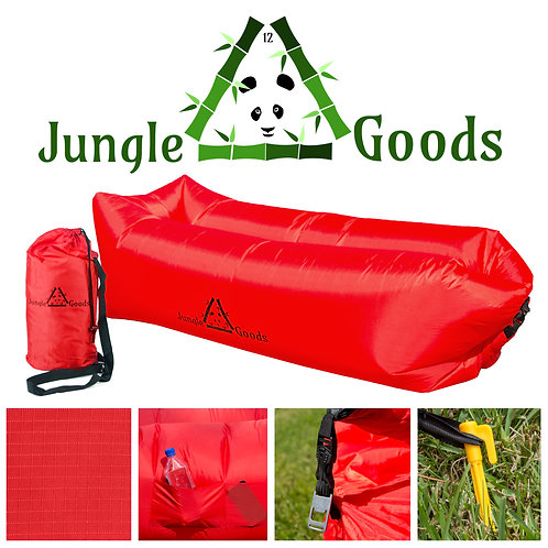 Jungle Goods Inflatable Lounger