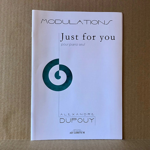 Modulations - Just for you
