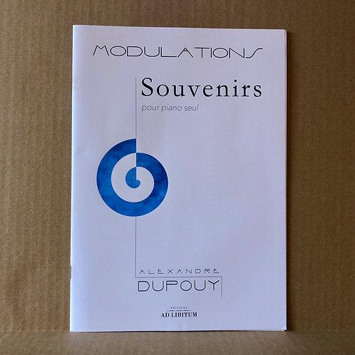 Modulations - Souvenirs