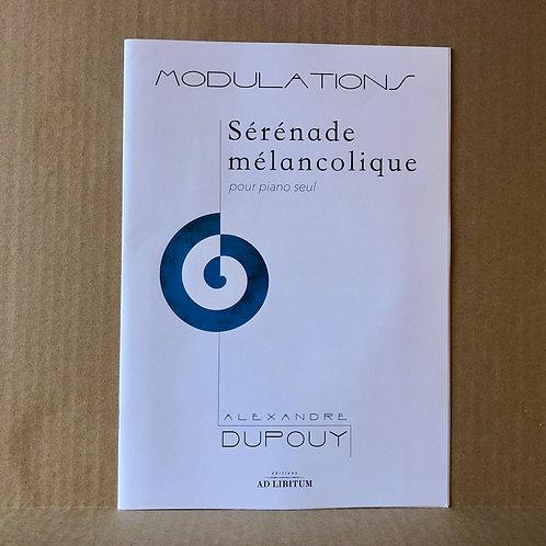 Modulations - Sérénade mélancolique