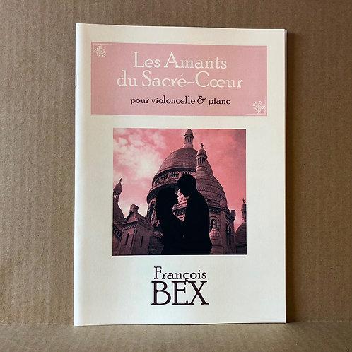 Les Amants du Sacré-Cœur (pour violoncelle & piano)