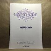 Nocturne pour violoncelle & piano