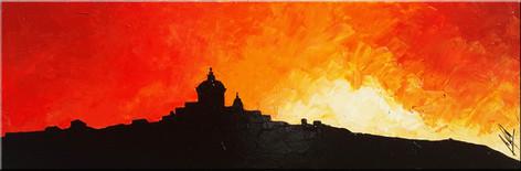 Mdina Sunset - Malta